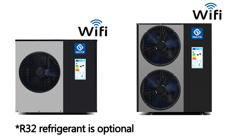 product-R410a WiFi control 10KW NL-BKDX30-95IIR A+++ Heat PumpHeating Cooling Hot Water expansion