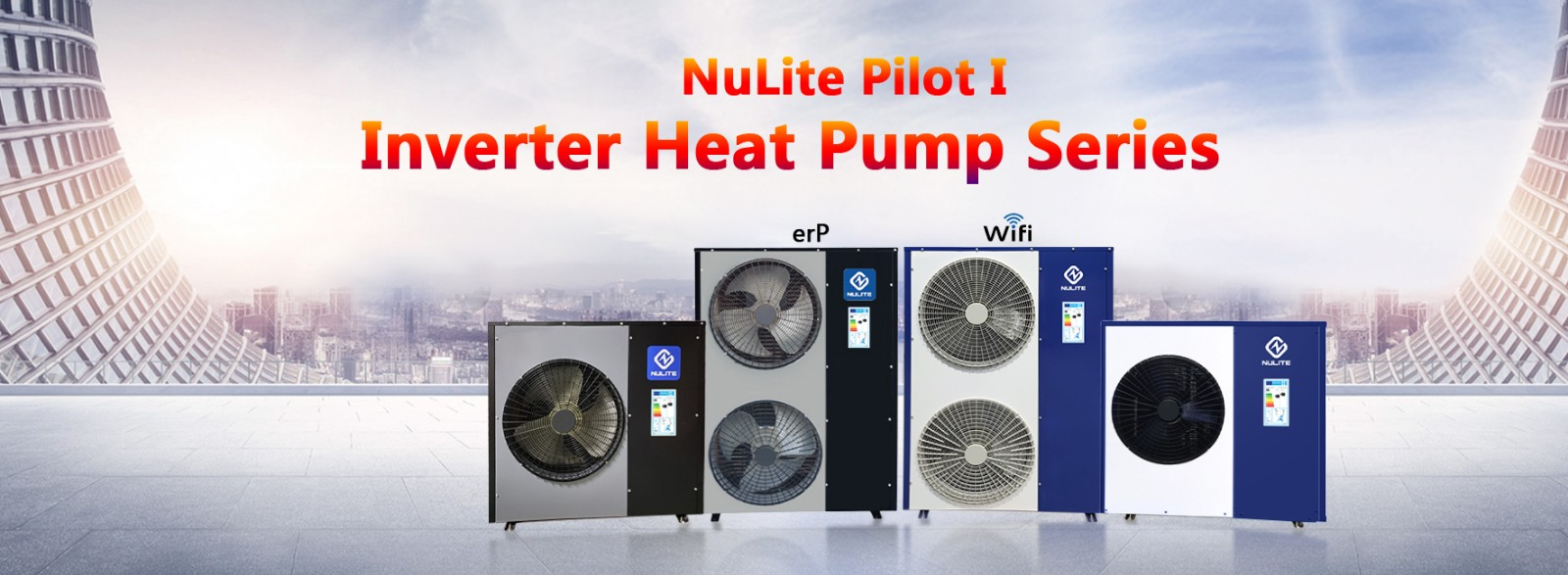 product-NULITE-R410a WiFi control 10KW NL-BKDX30-95IIR A+++ Heat PumpHeating Cooling Hot Water ex