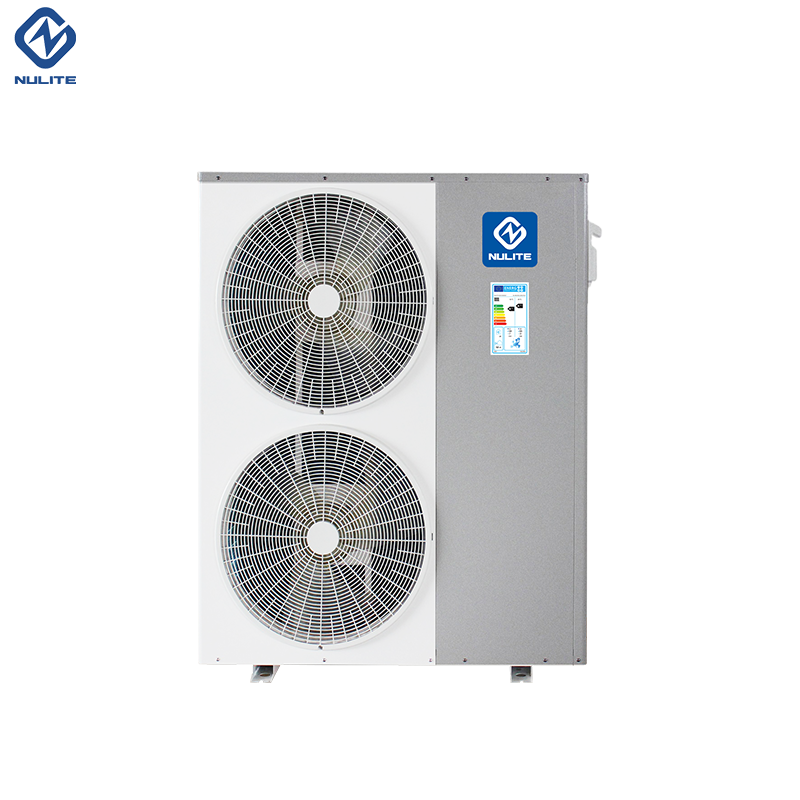 R32 wifi control  20KW NL-BKDX50-200II/R32 A+++ Heat Pump(Heating & Cooling & Hot Water) expansion tank ,water pump built in