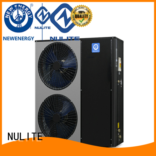 NULITE commercial air heat pump for heating
