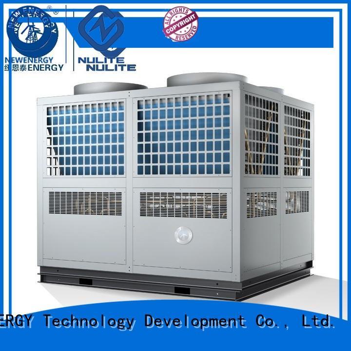 NULITE fast installation payne heat pump for floor heating
