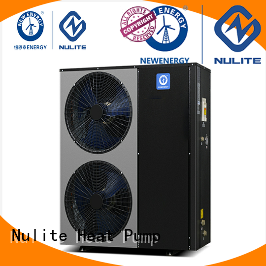 NULITE fast delivery monoblock heat pump cost-efficient for wholesale
