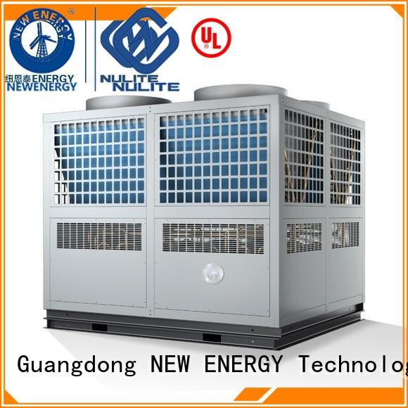 NULITE multi-functional water cooled heat pump system low cost for radiators