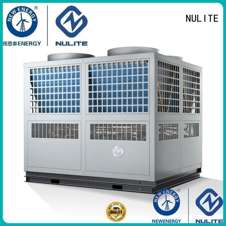 NULITE fast installation heat pump cooling for radiators