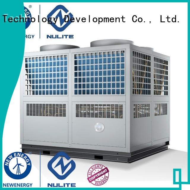 NULITE air cooled water chiller energy-saving for floor heating