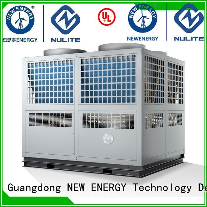 multi-functional heat pump chiller wide energy-saving for boiler