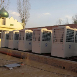 wide water cooled chiller system wide for radiators NULITE-17