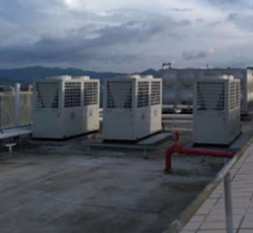 wide water cooled chiller system wide for radiators NULITE-39