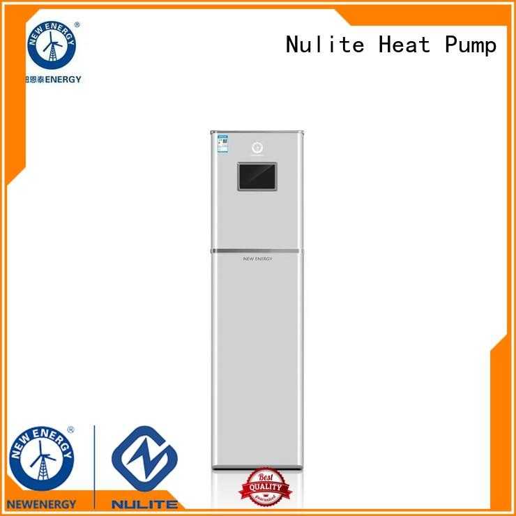 vertical heat pump heater 220l dc NULITE Brand
