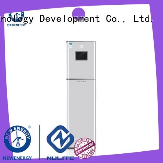 NULITE all in one 11kw heat pump fast installation for office