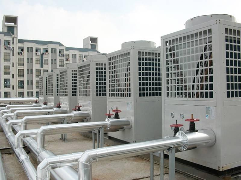 Jiangsu Wuxi Health School Hot Water Project-1
