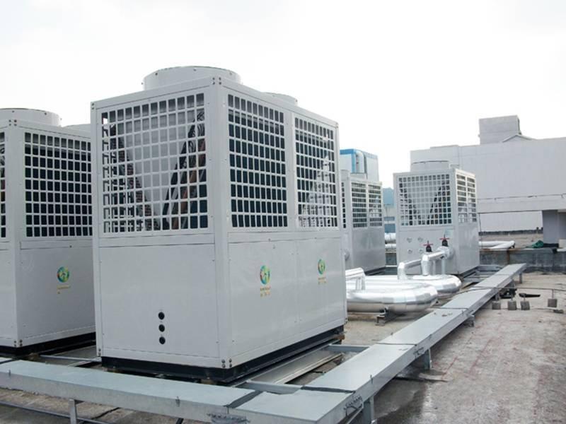 Case Name Jiangsu Wuxi Health School Hot Water Project-2