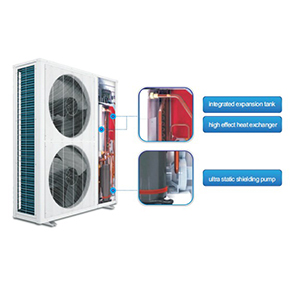 NULITE-The July Promotion Model Dc Inverter Air To Water House Heatingcooling-6
