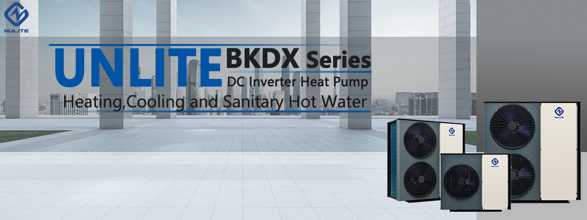product-NULITE-monoblock DC Inverter 20KW BKDX50-200I1S A+ Heat Pump Water HeaterHeating Cooling H