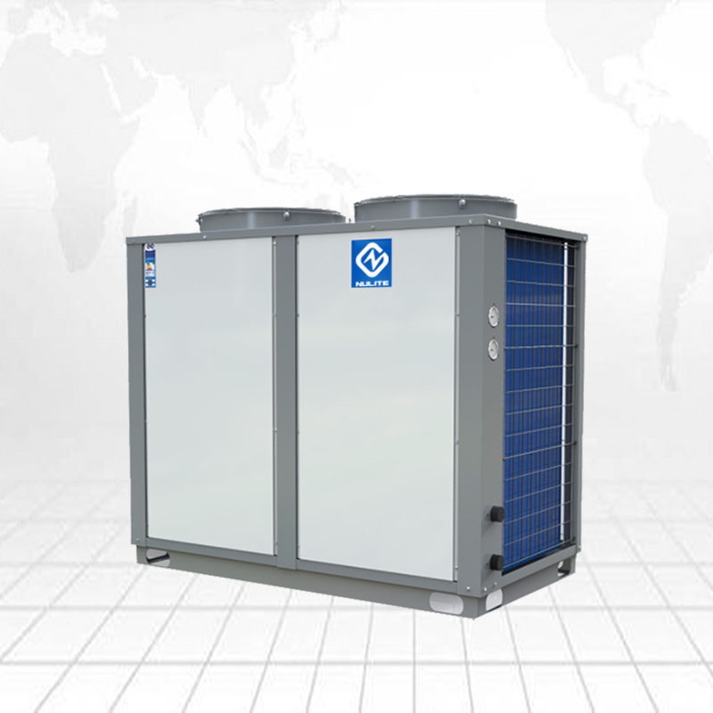 product-35KW EVI heat pump for heating cooling model NERS-G10KD-NULITE-img