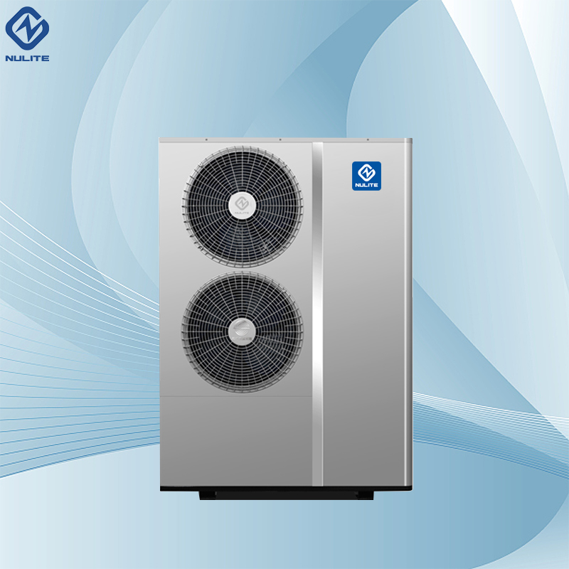product-38kW air to water hot water heat pump for hotel model NERS-G10B-NULITE-img-3
