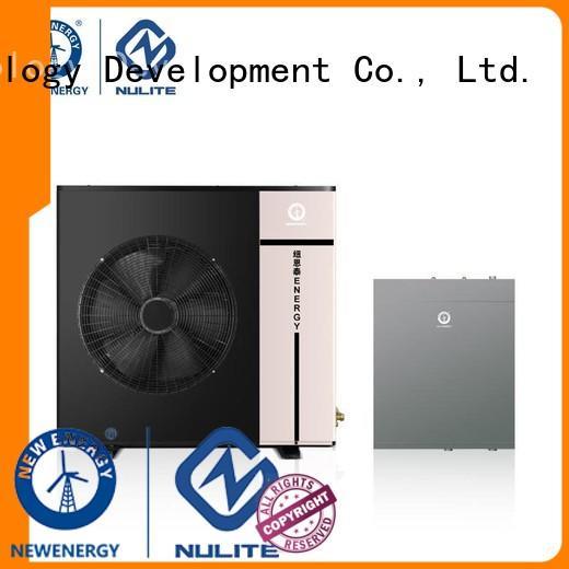 Quality NULITE Brand evi air source heat pump heating b5sd