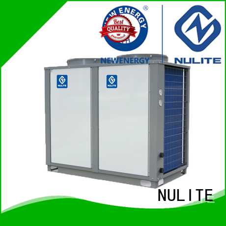 NULITE fast installation heat pump chiller at discount for radiators