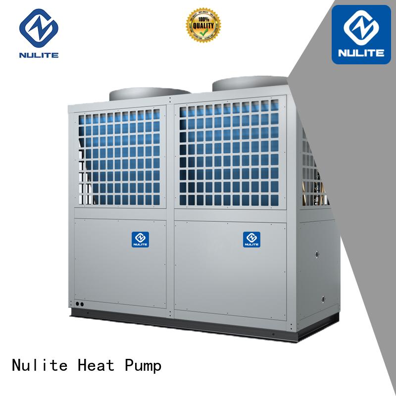 NULITE heat pump hydronic heat pump low cost for radiators