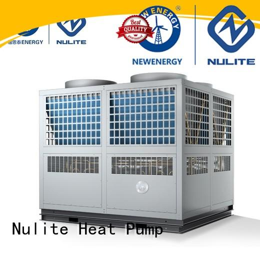 commercial domestic hot water heat pump water 38kw NULITE company
