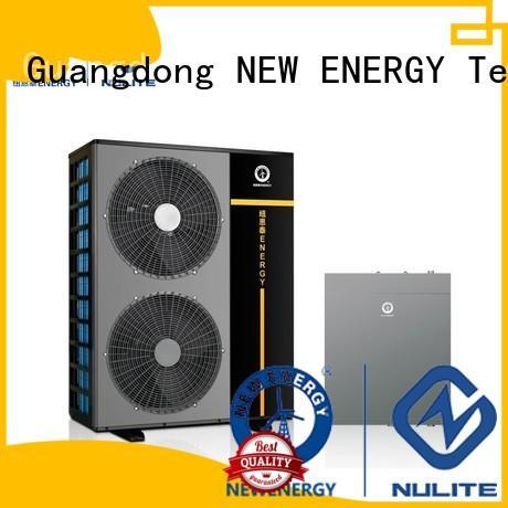 NULITE Brand split 10kw dc powered heat pump