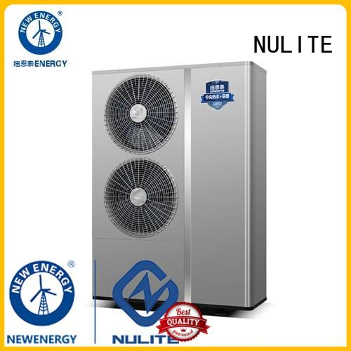 vertical heat pump water all in one heat pump NULITE Brand