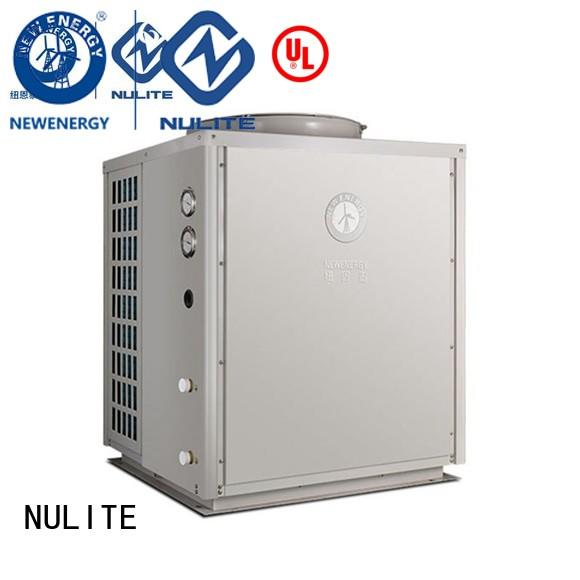 Quality NULITE Brand air source heat pumps for sale heating 16kw