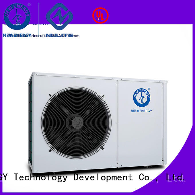 NULITE top selling high temperature heat pump hot water for cold weather