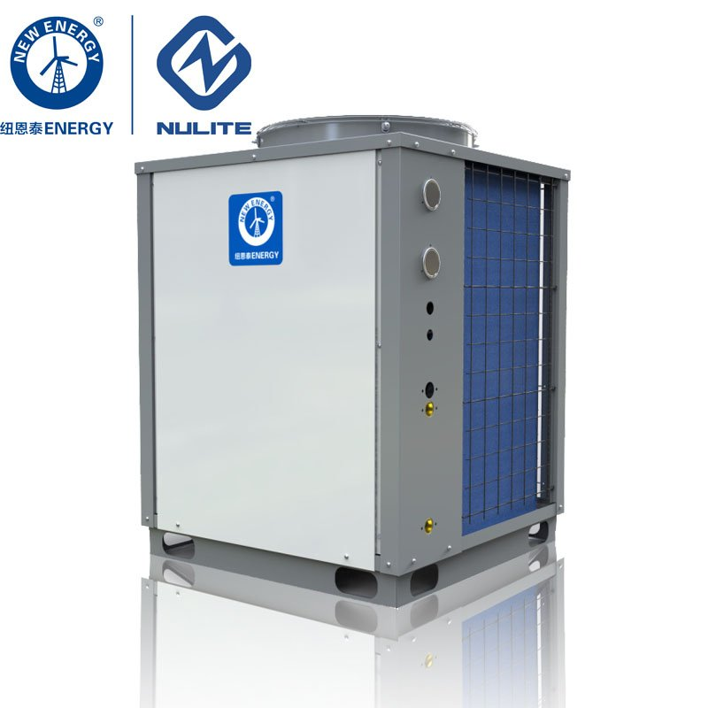 NULITE 11kw commercial use hot water supply model NERS-G3B Domestic Hot water Heat Pump image28