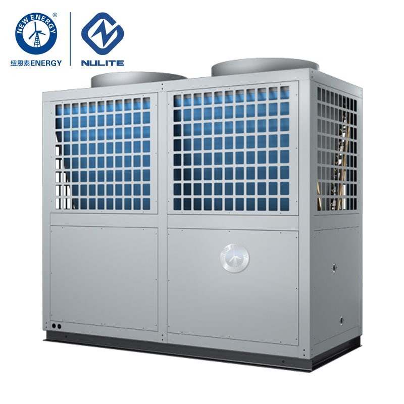 NULITE NERS-G24Q 82KW Heating Cooling DHW 3 in 1 air to water heat pump 3 in 1 Heat Pump image39