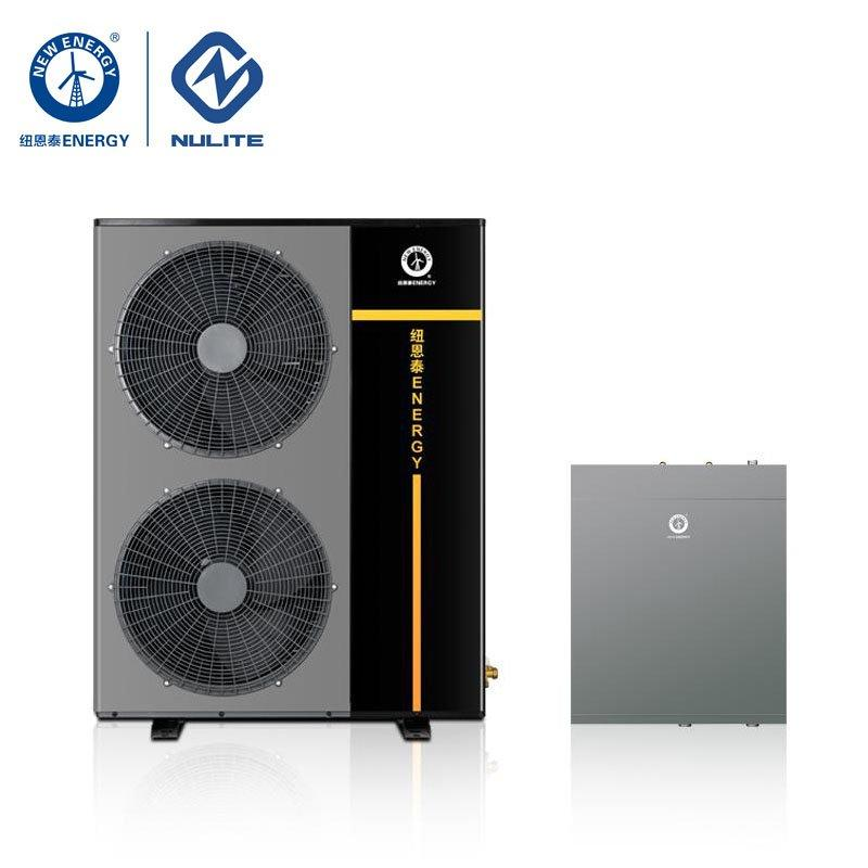 Minus 25℃ 15KW EVI Split Type DKDX45-150 Heat Pump(Room Heating & Cooling & Hot Water)