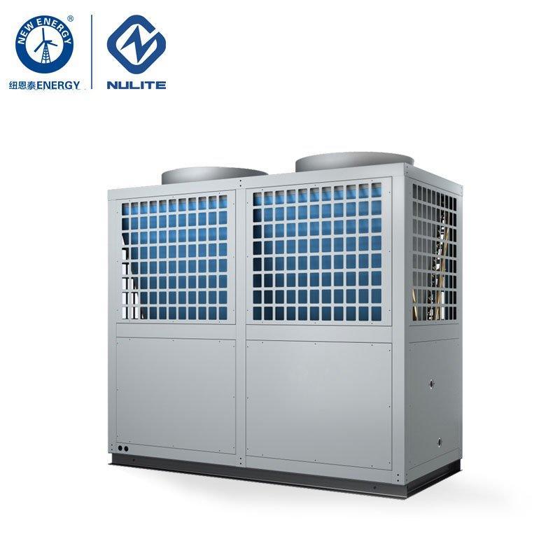 -25c work 72kw mono block EVI Air Source Heat Pump water heater model NERS-G20D