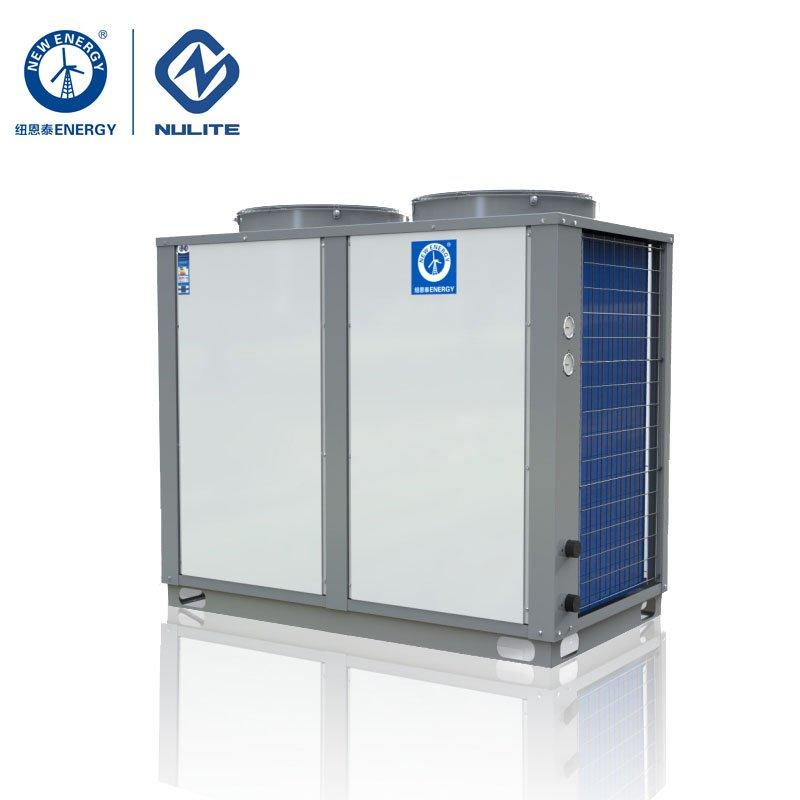-25c work 38.5kw mono block EVI Air Source Heat Pump water heater model NERS-G10D