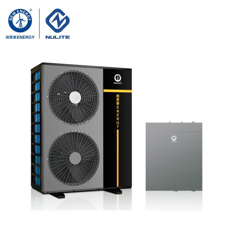 NULITE Minus 25℃ 18KW EVI Split Type DKDX50-180 Heat Pump(Room Heating & Cooling) EVI Heat Pump image51