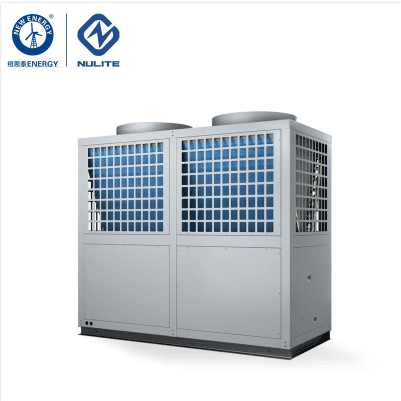 Hot pool heat pump with chiller water NULITE Brand
