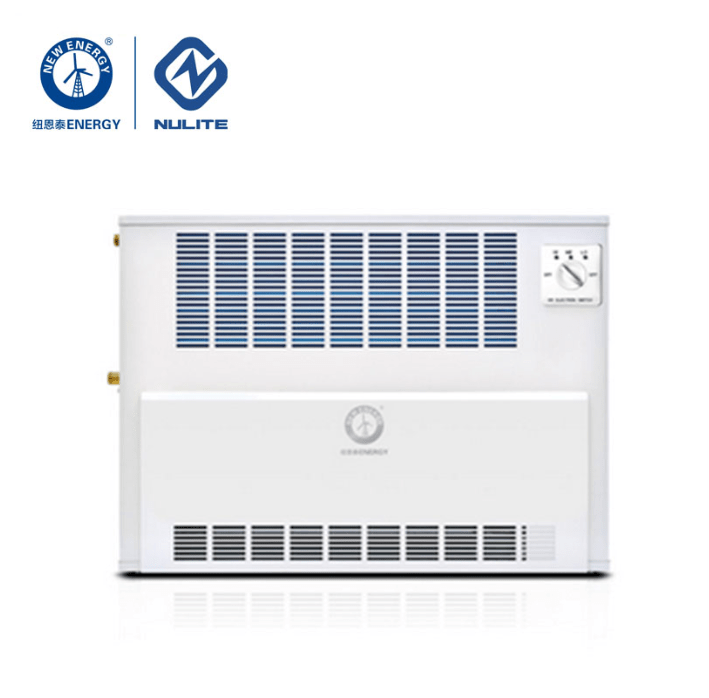 NULITE 4.2KW Heating Capacity New Energy Freestanding Fan Coil Unit NERS-FP51G Fan coil image8