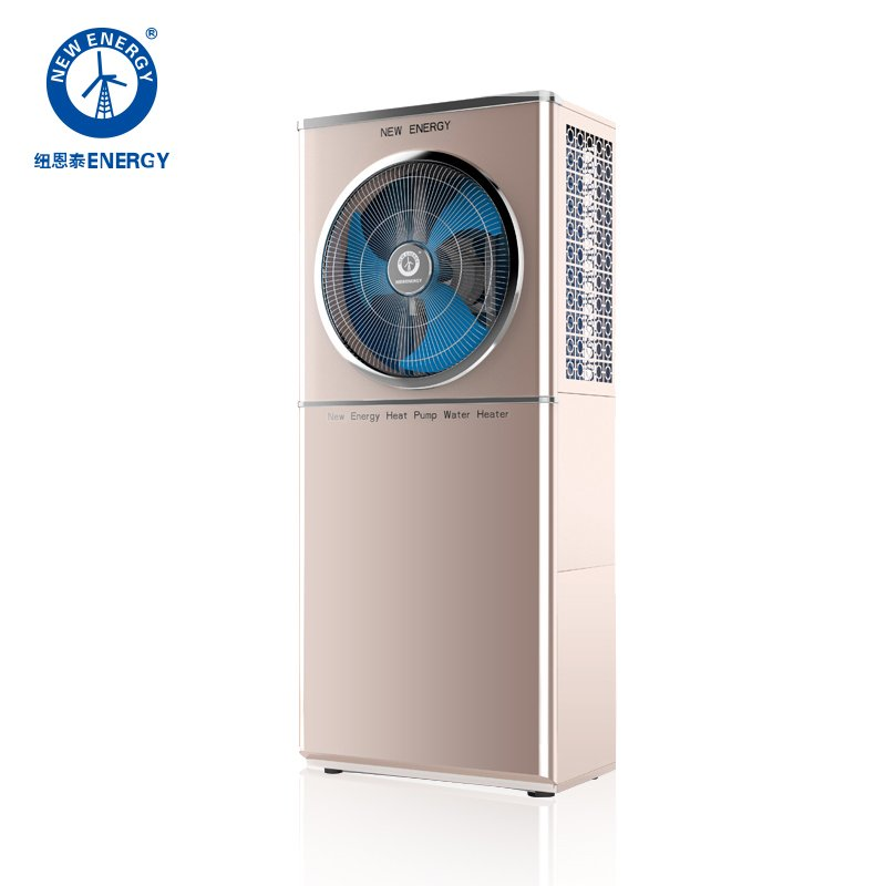 NULITE 6.5~15KW DC Inverter all in one heat pump for DHW model NE-B235/80P All In One Heat Pump image15