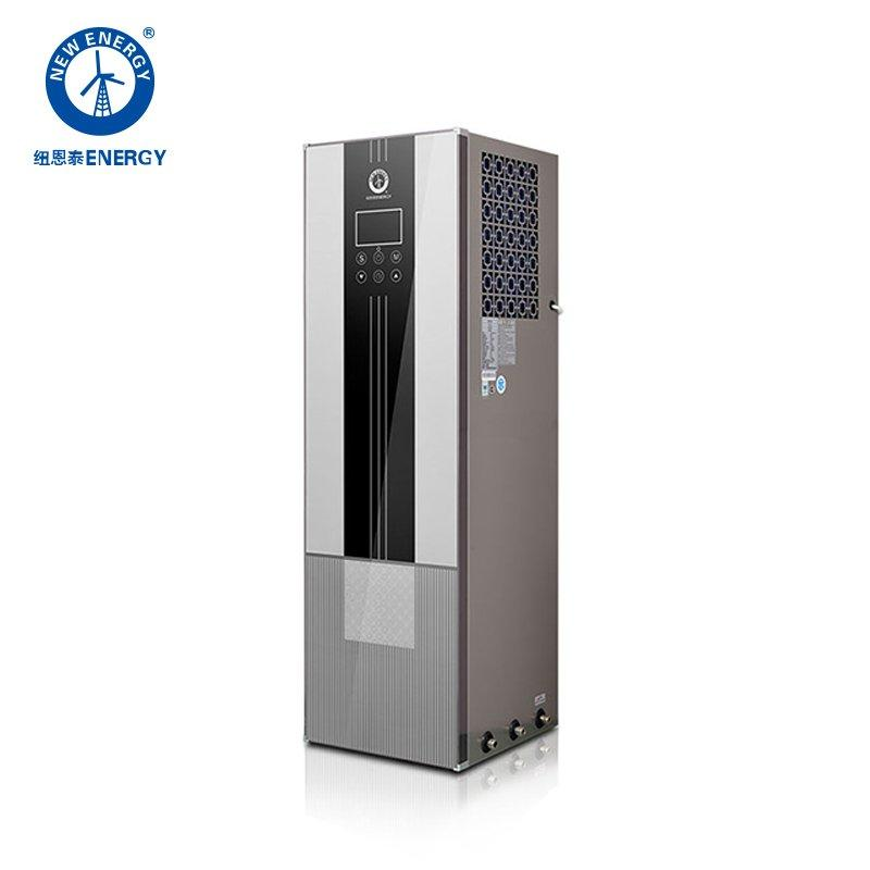 5.3KW R134a household mini floorstanding 240L all in one heat pump-NERS-FR200II