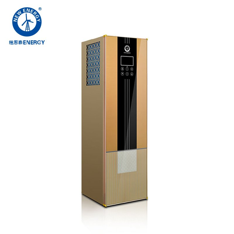 NULITE-Portable Heat Pump, 53kw R134a Household Mini Floorstanding 240l All In-1