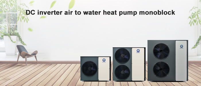 NULITE-Professional Dc Powered Heat Pump Dc Inverter Heat Pump