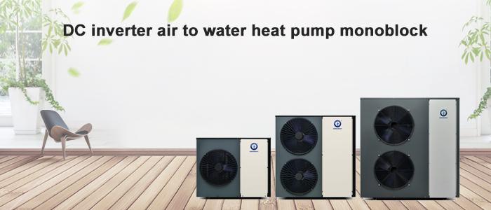 NULITE-Find DC Inverter Air To Water Heat Pump Split Heat Pump
