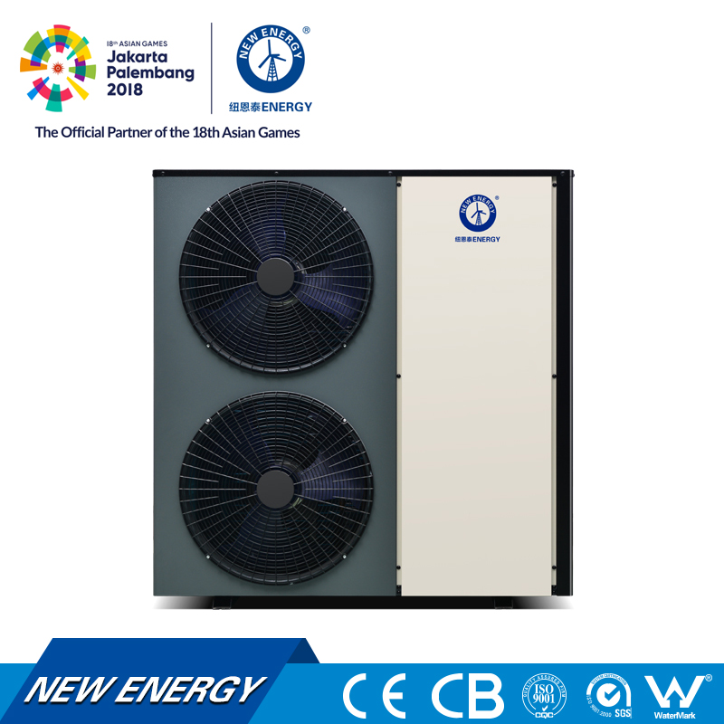 NULITE-Best 11kw Monoblock DC Inverter Heating Cooling Hot Water Heat Pump-21