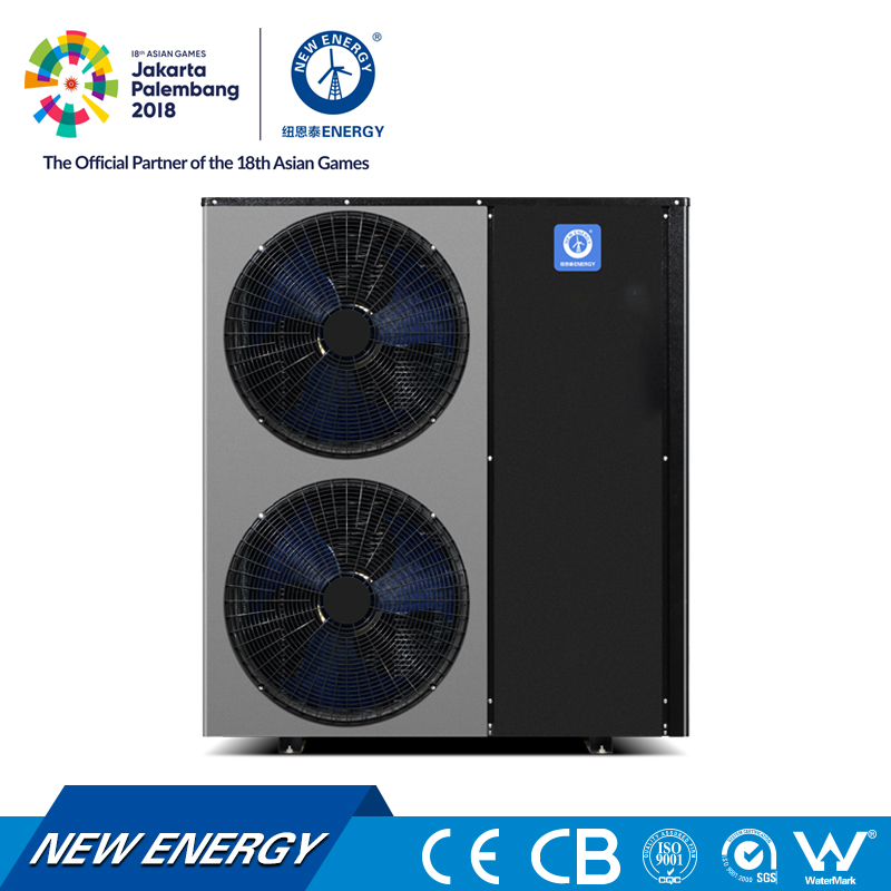NULITE-Best 11kw Monoblock DC Inverter Heating Cooling Hot Water Heat Pump-22