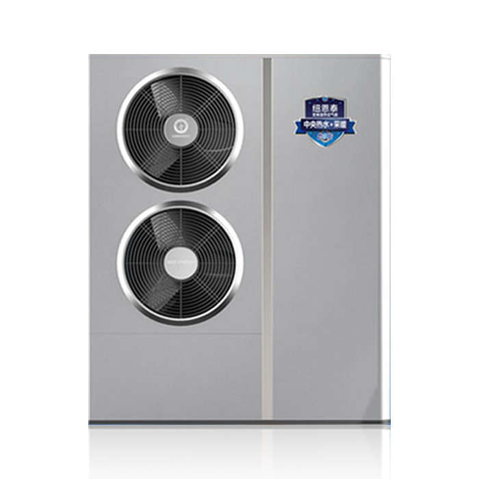 NULITE-High Quality 7kw All In One Air Source DC Inverter Hot Water Heat Pump-1