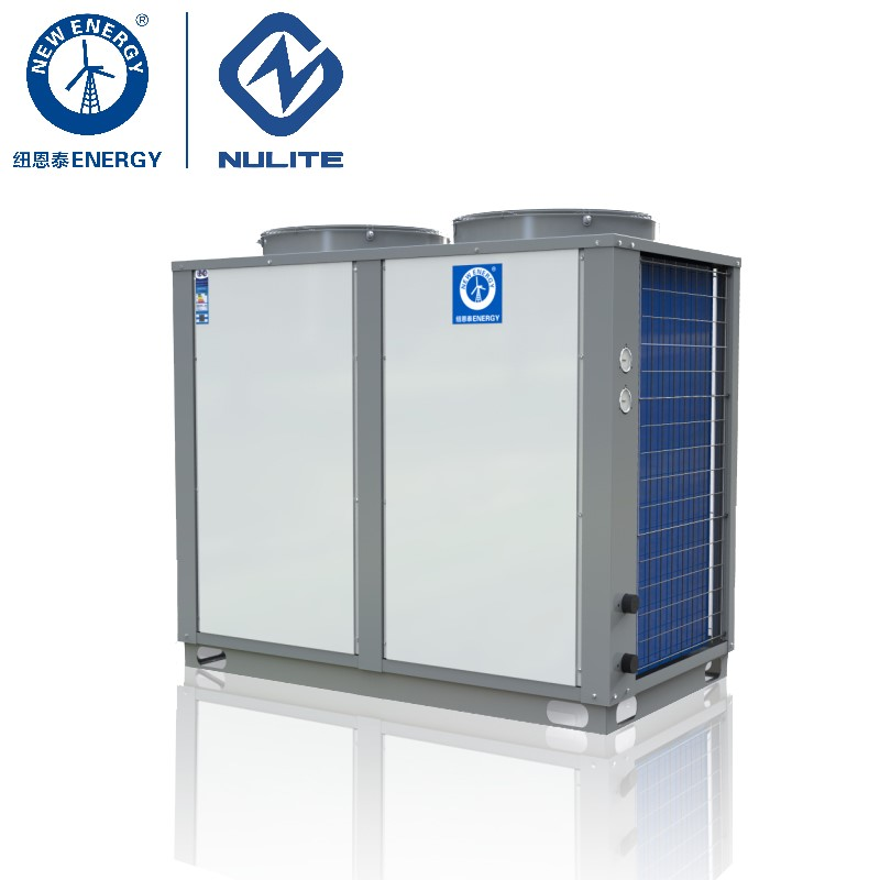 NULITE-Evi Heat Pump For Heating Cooling, Water Cooled Heat Pump System