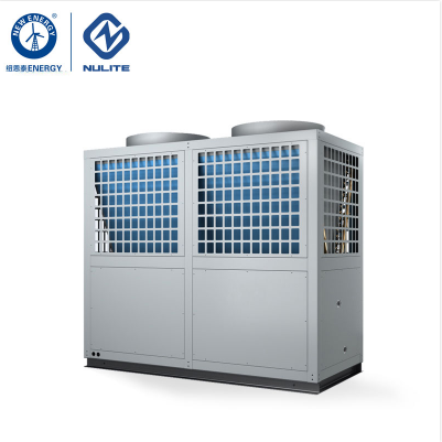 NULITE-Evi Heat Pump For Heating Cooling, Water Cooled Heat Pump System-1