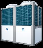 NULITE-25c Work 187kw Mono Block Evi Air Source Heat Pump Water Heater Model-1