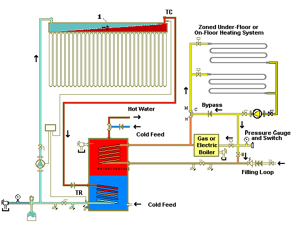 NULITE-Air Source Heat Pump Vs Boiler News About Industrial Heat Pump-4