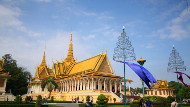 NULITE-Company News | Business And Study Tour Of Cambodia