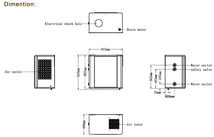 NULITE-Professional Window Heat Pump Commercial Heat Pump Supplier-5